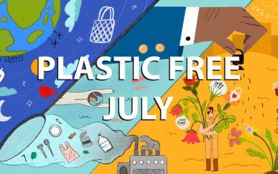 Movimiento #breakfreefromplastic